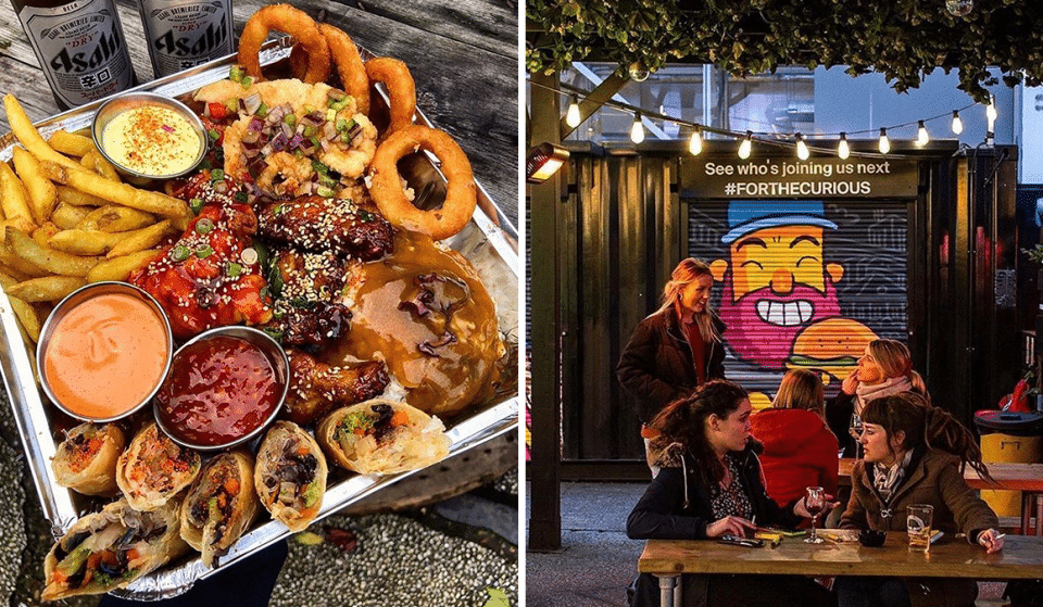 Experience The Tastes Of The World And Local Beers At This Brilliant Outdoor Pop-Up Market